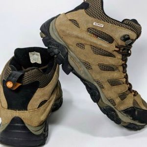 Men's Merrell J88623 Moab Mid Waterproof Boots